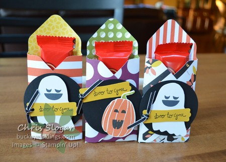 Stampin' Up! Fall Fest 1