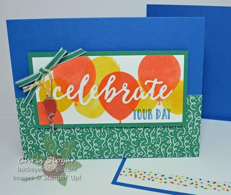 Stampin' Up! Happy Celebrations