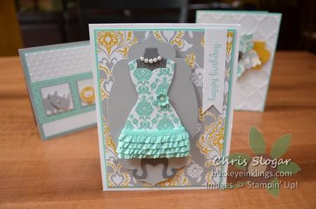 Eastern Elegance Dress Framelit