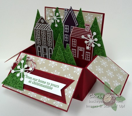 Weekly deals and christmas card in a box buckeye for 3d christmas cards to make at home